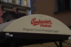 ???Budweiser is Czech???
