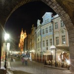 From Charles Bridge